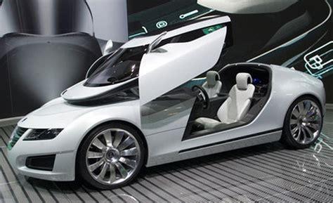 saab aero  concept car  catalog