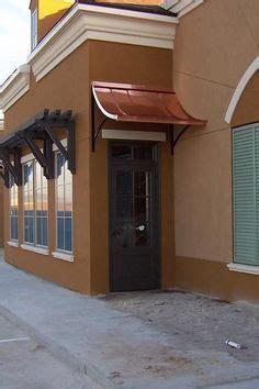 door awning ideas images roofing materials metal metals