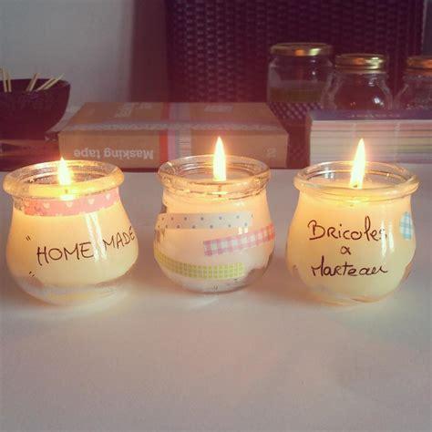 tuto pour des bougies faites maison id 233 es et conseils d 233 coration de table