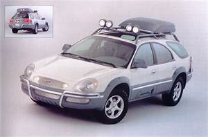 1997 Ford Santa Fe Concept