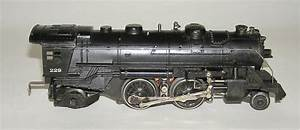 Lionel Prewar No  229 Locomotive W   2666w Tender Excellent