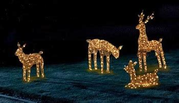 rope lighted christmas deer 3d reindeer family lights rope light buy lights product on alibaba