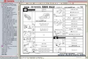 Car Repair Manual Download 2005 Toyota Rav4 Electronic