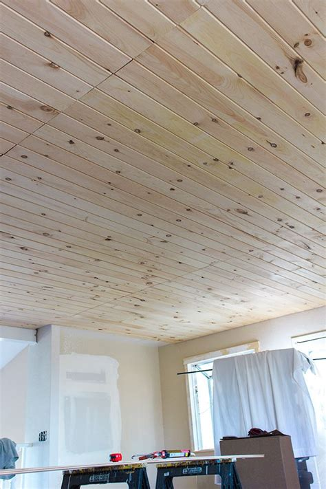 Look Ceiling Planks by 118 Best Pine Walls And Flooring Images On