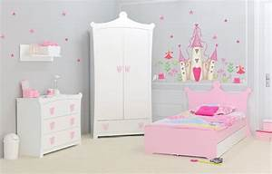 Idee Deco Chambre Petite Fille : chambre princesse pour fille achat vente chambre ~ Zukunftsfamilie.com Idées de Décoration