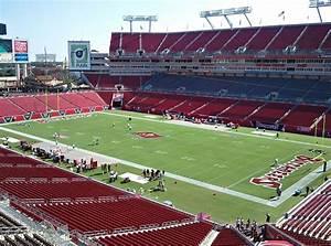 Tampa Bay Buccaneers Seating Chart Raymond James Stadium