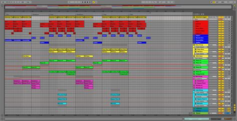 ableton templates sweet piano ableton daw template