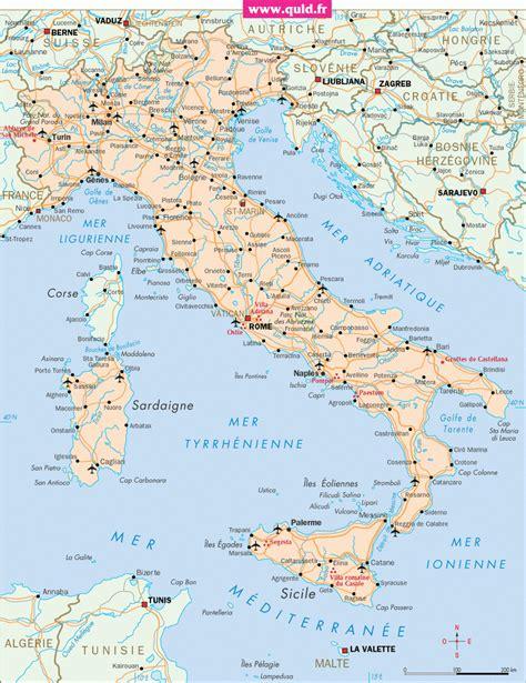 Carte Italie Villes by Cartograf Fr Italie Page 4