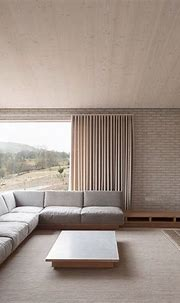 serious interior inspiration: designer john pawson's muted ...
