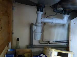 Brancher Un Lave Vaisselle : branchement lave vaisselle ~ Melissatoandfro.com Idées de Décoration