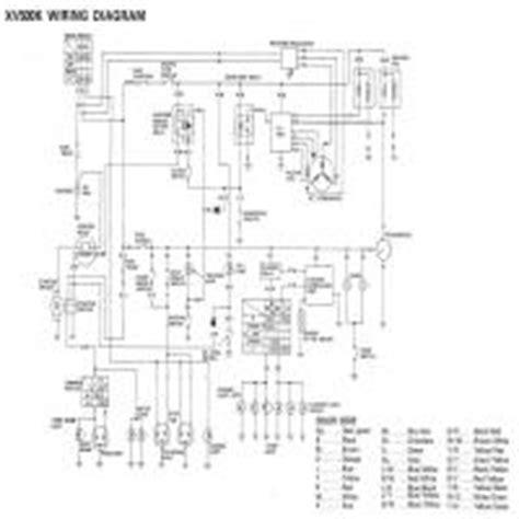 Yamaha Xv 250 Virago Wiring Diagram by Diagrama Yamaha Virago Xv500