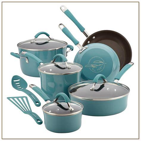 ceramic pots  pans set