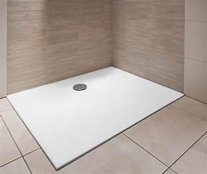 Bac De Douche : bac de douche extra plat erstaunlich haus decorating ~ Edinachiropracticcenter.com Idées de Décoration