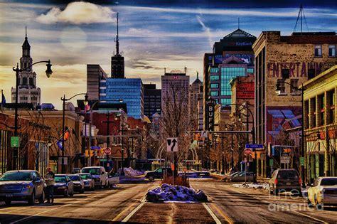 Buffalo Ny by Entertainment Photograph By Chuck Alaimo