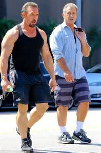 Mel Gibson spotted at hormone replacement clinic for ...