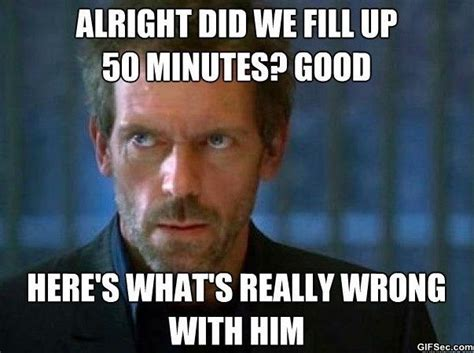 House Md Memes - house md meme every house episode in one image funny pictures meme and funny gif