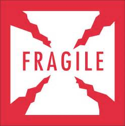 Fragile Glass Symbol