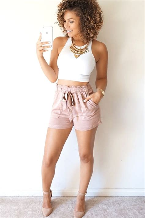 Dynamite Shorts summer outfits date night outfits. | things i love | Pinterest | Shorts ...