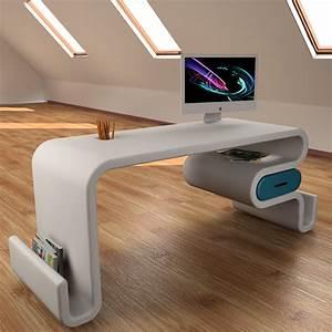 Scrivania design moderno per ufficio Flex Made in Italy