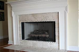 Marble fireplace mantels surrounds on traditional style for Stylish options for fireplace tile ideas