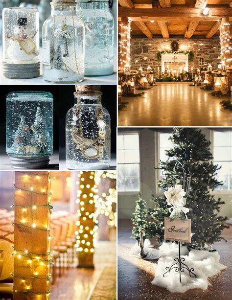 fabulous 2015 christmas wedding ideas and invitations