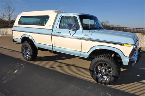 Ford F250 4x4 by 1979 Ford F250 4x4 Sold
