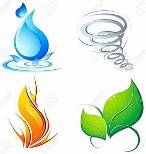 Tatouage 4 éléments : symbole four elements fantasy 4 l ments pinterest ~ Nature-et-papiers.com Idées de Décoration