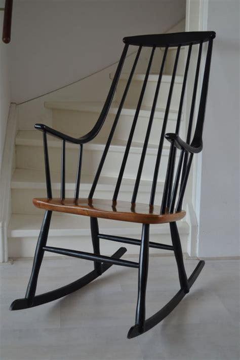 schommelstoel lena larsson lena larsson voor nesto pastoe vintage grandessa