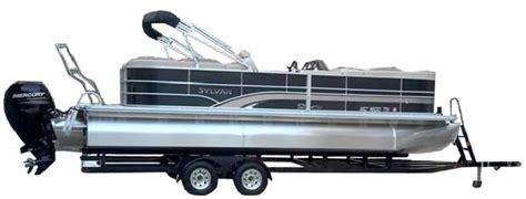 Pontoon Boat Without Trailer by Trailers For Pontoon Boats Pontoon Boat Selection Gallery