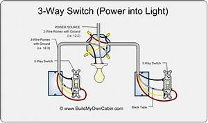 Wiring Diagram For 3 Way Switch With Light Free Download