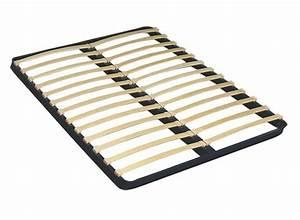 Cadre à Lattes : cadre 2x13 lattes ebac 140x190 ~ Teatrodelosmanantiales.com Idées de Décoration