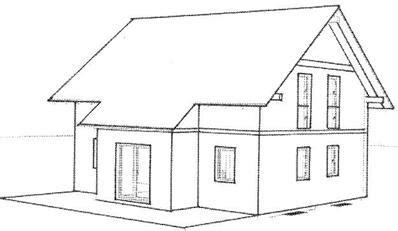 Haus Gezeichnet Vorne by Modellierung Hausbau Aufgabe Dmuw Wiki