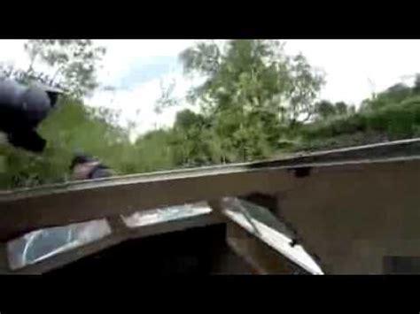 Boat Crash River Thames by Boat Crash On The River Thames