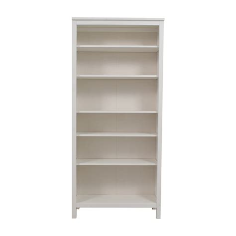 White Bookshelf by 53 Ikea Ikea White Hemnes Bookshelf Storage