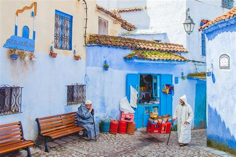 The Truth About Moroccos Blue City Chefchaouen Heart