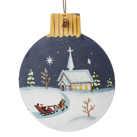 winter wonderland christmas ornament christmas ornaments