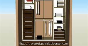 Faire Dressing Dans Une Chambre : dressing dans une chambre ~ Premium-room.com Idées de Décoration