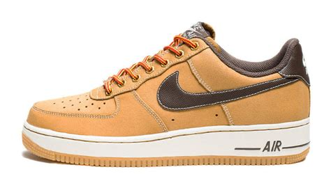 kicks deals official website nike air force 1 low 39 wheat