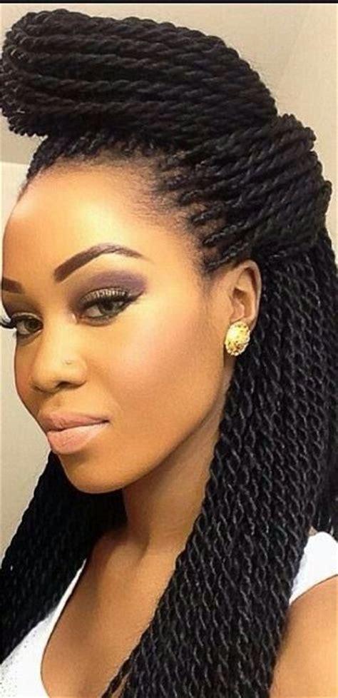 10 Popular Straight Back Braids Hairstyles   Style Samba