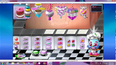gameplay purble place hacer pasteles intermedio jugar