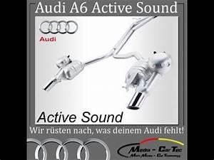 Audi A6 Soundmodul : nachr stung motorger uscherzeugung audi active sound ~ Kayakingforconservation.com Haus und Dekorationen