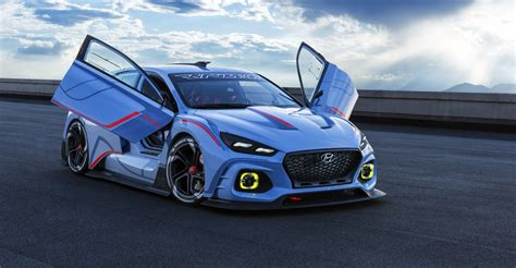 Hyundai RN30 high-performance concept revealed: i30 N ...