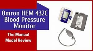 Omron Hem 432c Blood Pressure Monitor