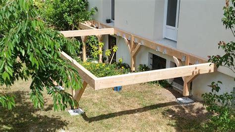 terrasse surelevee en bois nivrem terrasse en bois etanche diverses id 233 es de conception de patio en bois pour votre