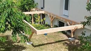 nivremcom terrasse en bois etanche diverses idees de With terrasse en bois surelevee
