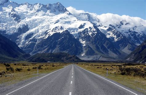 Mt Cook Village New Zealand Things To Do Switchback