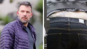 Let's All Ponder Ben Affleck's New Lower-Back Tattoo