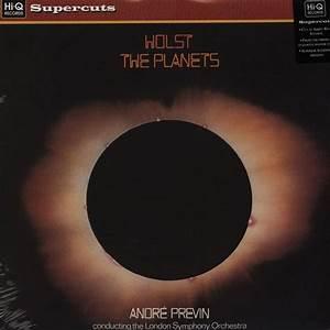 Gustav Holst - The Planets - Andre Previn mp3 buy, full ...