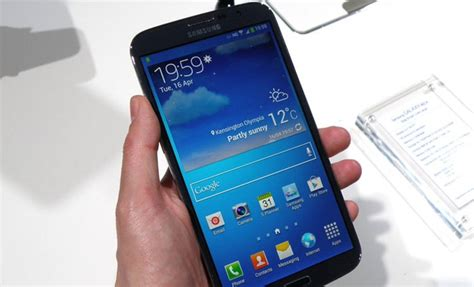 samsung mega phone review samsung galaxy mega smartphone is with