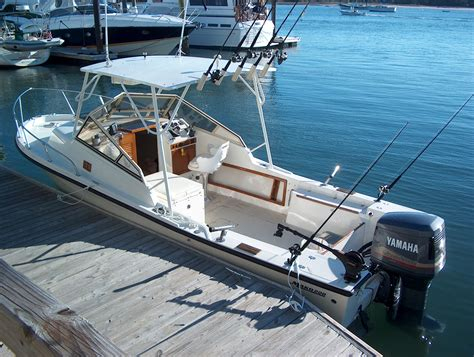 Boat Fuel Tank Restoration by Classic Mako 228 Pics Added The Hull Boating And